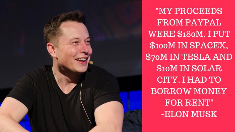 Elon Musk's Monk moments