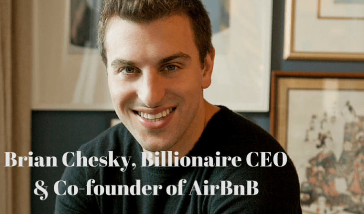 brian chesky airbnb