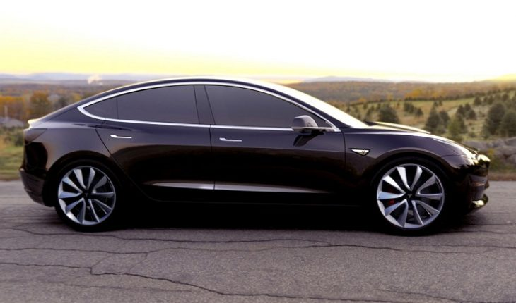 Tesla Model 3 launch date