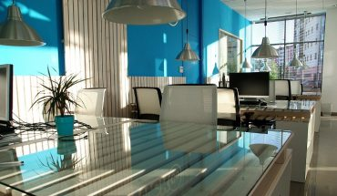 contemporary office design solutions