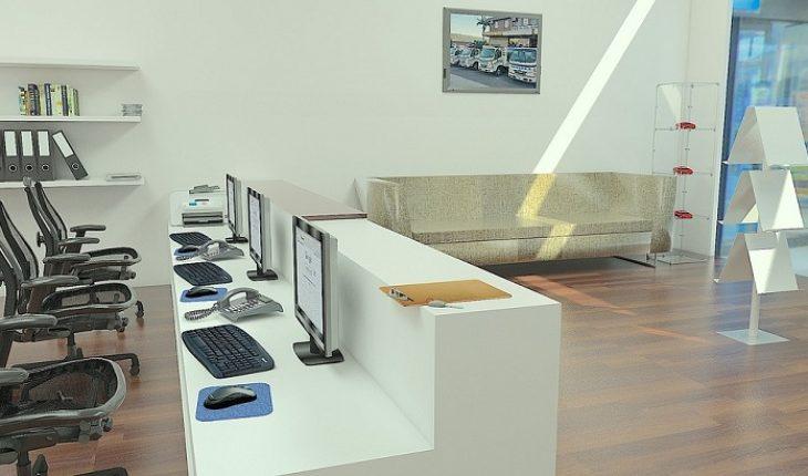 money saving office design tips for startups