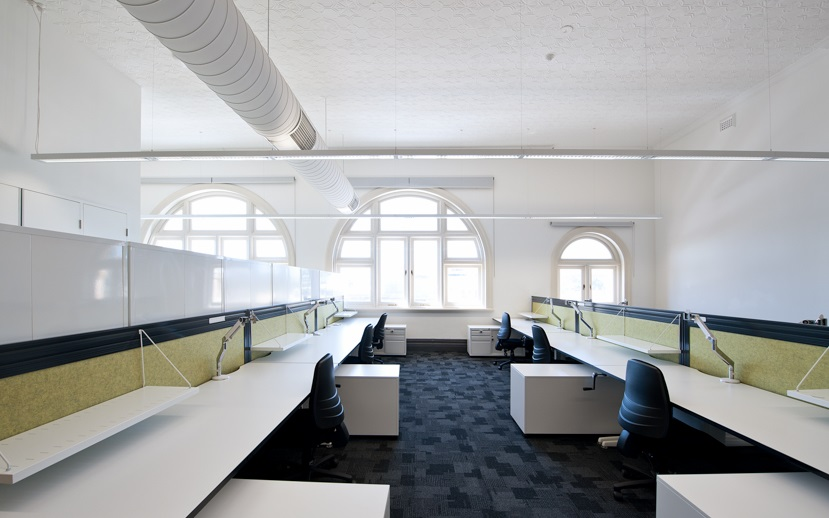 Designing Your Commercial Building's Interior