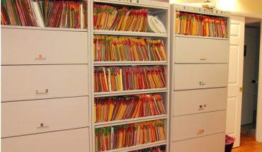 effective filing system