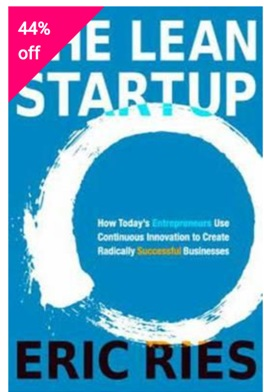 Ries' The Lean Startup is a must read for anyone starting a mobile app business.