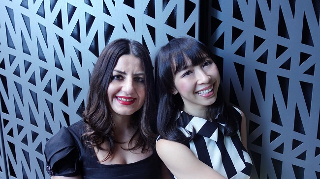Lisa Maroun and Elisa Chan Enspired+