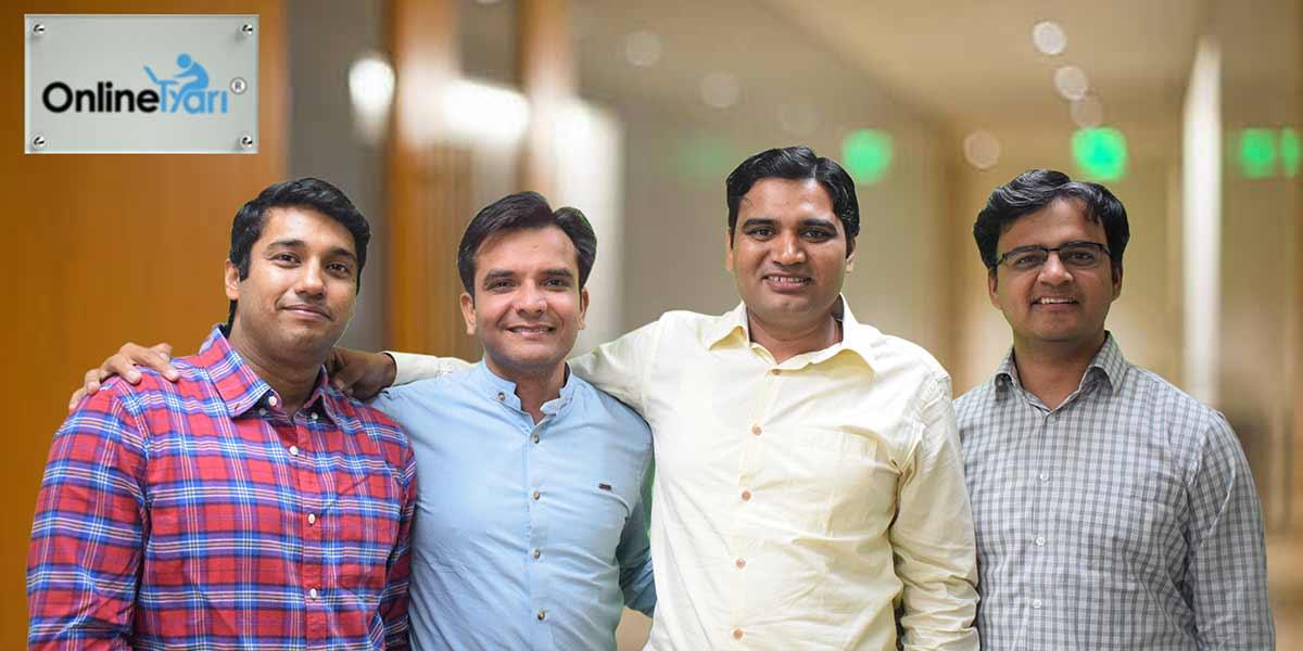 Online tyari founders interview