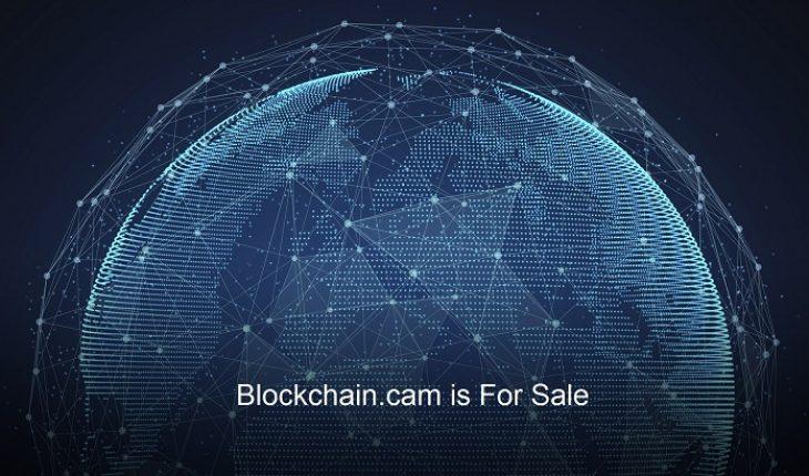blockchain.cam for Sale
