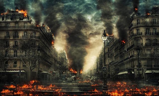 city natural disaster
