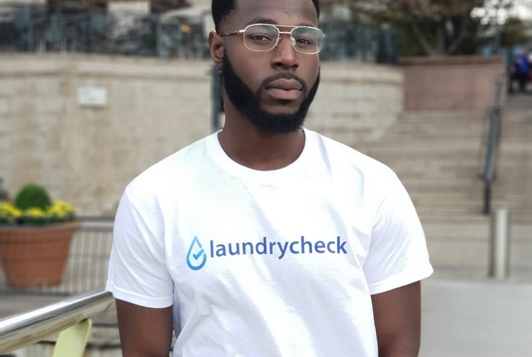 laundrycheck founder