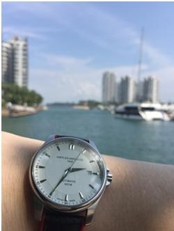 Raffles watch
