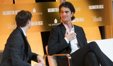 we company founder Adam Neumann