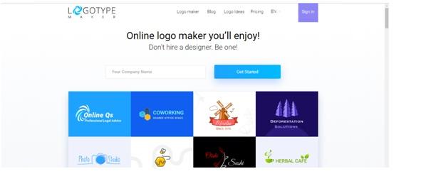 Logo Type Maker