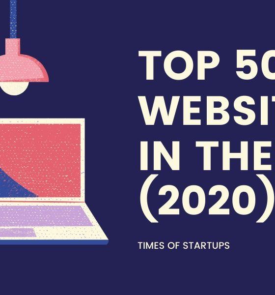 Top 50 Websites in USA in 2020
