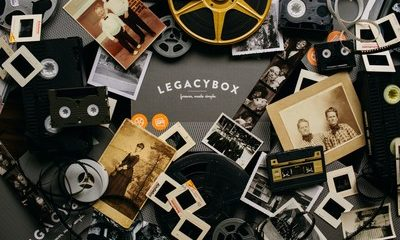 Legacybox, world's largest digitizer of invaluable media, launches #MemoriesUnlocked campaign to inspire shared memories of togetherness during missed milestones due to COVID-19