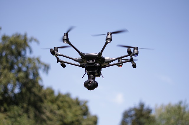 drone in healhcare