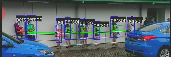 SafeDistancer ai hub singapore