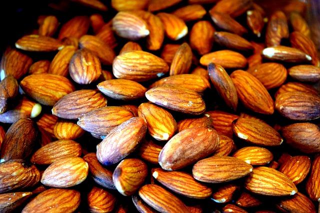 benefits of almonds